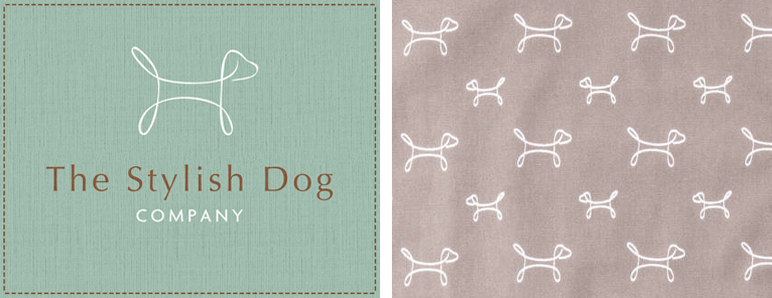 Stylish Dog Company branding